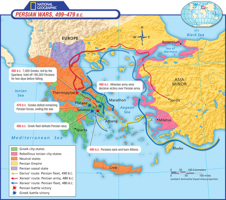 Maps of ancient greece 6th grade social studies gumiabroncs Images